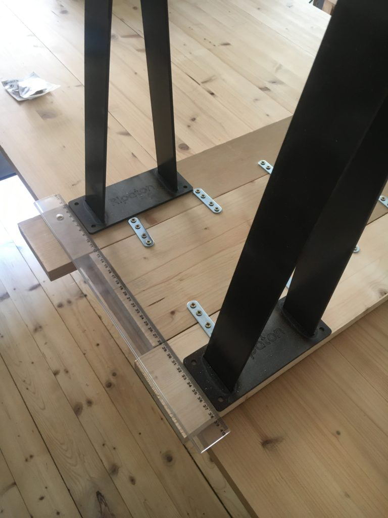Ripaton Pieds De Table tuto : un petit banc diy en 3 étapes avec des pieds ripaton