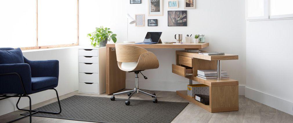 Chaise de bureau Miliboo